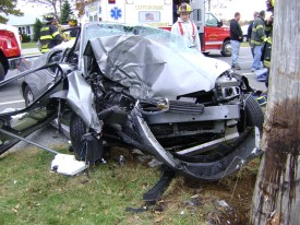MVA- County Route 48 November 2008