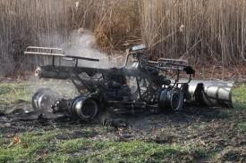ATV Fire -Wickham's Farm - 2008