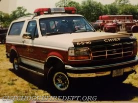 1995 Ford Bronco Chief Car
