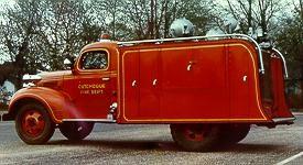 1939 Dodge utility truck