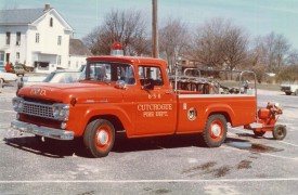 856 - 1958 Ford - Retired 1984