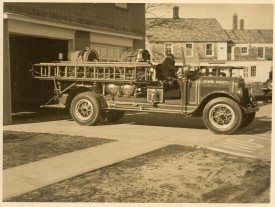 Original 1928 REO Speedwagon Chemical Truck