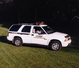 1997 Chiefs Car
