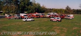 CFD Fleet 1998