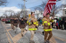 Junior Firefighters