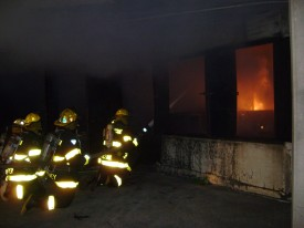 Commercial Fire Training