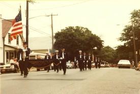 CFD Parade July 1980