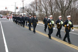 Cutchogue St. Patricks Day Parade 2006