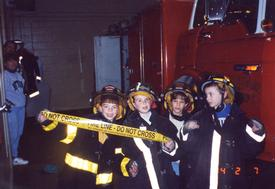 1994 Fire Prevention Open House
