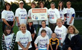 2009 Relay for Life