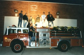 Stand-By at Mattituck FD 1999