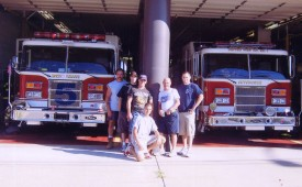 Stand-by at Ridge FD 2007