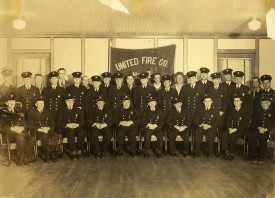 1941 Group Photo - United Fire Co. No. 1
