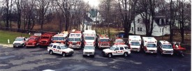 2003 CFD 75th Anniversary