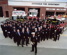 75th Anniversary Group Photo - April 2003