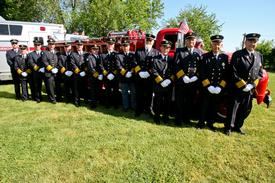 CFD Ex-Chiefs Photo 2010