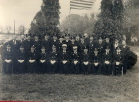 1966 CFD Group Photo