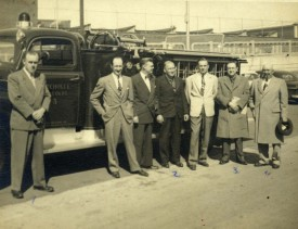Fianl Inspection of Fog 2- FMC Factory 1952