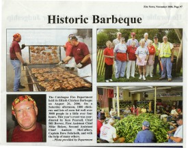 50th Annual Chicken Barbecue