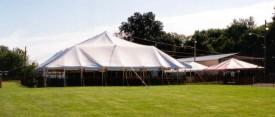 Present BBQ tents