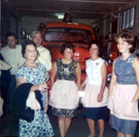 CFD Ladies Aux. 1960's