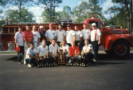 1995 NYS Old Fashion Drill @ Setauket - 2nd Place
