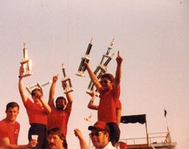 1985 Suffolk County Victory Celebration
