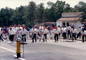 1989 County Drill @ Ridge