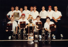 1991 - North Fork Co-Champions