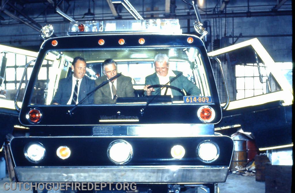 Phil Horton, Curt Horton, Mickey McBride