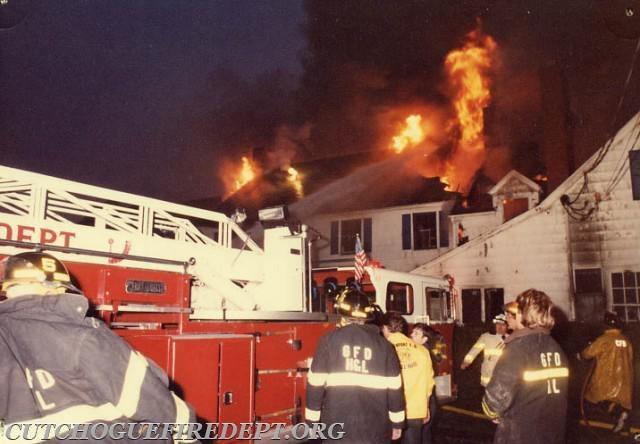 NFCC Fire 1985
