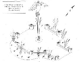 Sketch of the proposed memorial