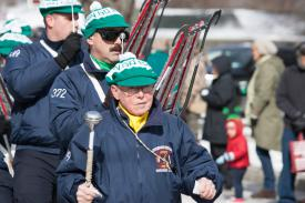 Band Leader Tom Roslak, Past Parade Grand Marshall