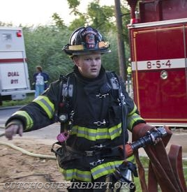 FF / EMT James Burns