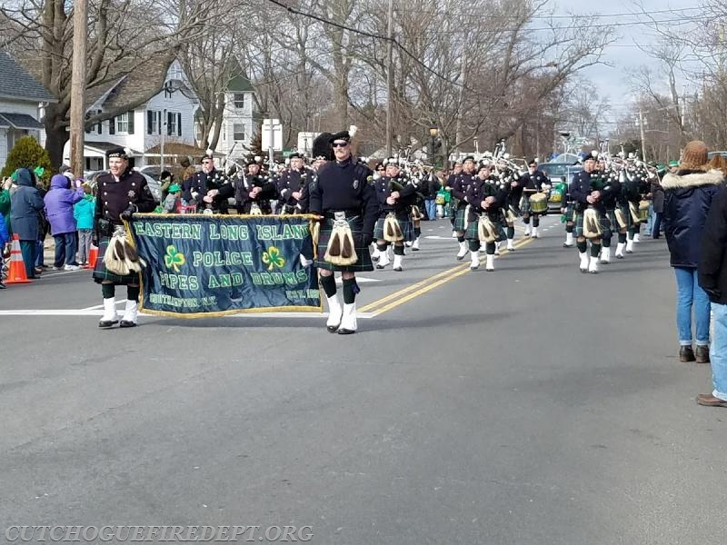 Eastern Long Island Police Pipes and Drums