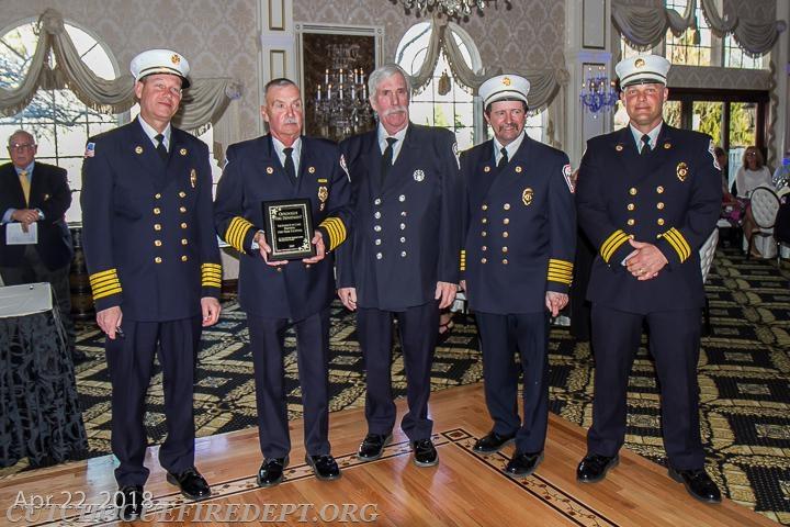 Rescue Squad Unit Award