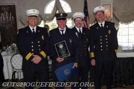 2017 EMS Provider of the Year: Rescue Squad Captain Patrick Kaelin