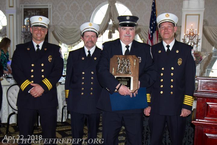 2017 Firefighter of the Year John Hinton Sr.