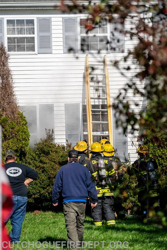 Southold house fire