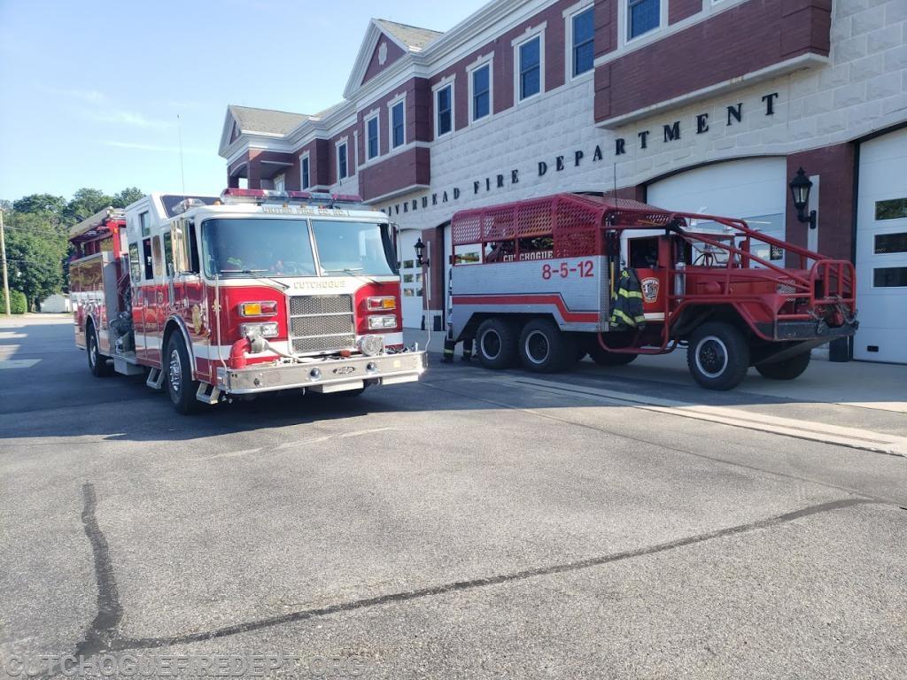 CFD Units at Riverhead FD