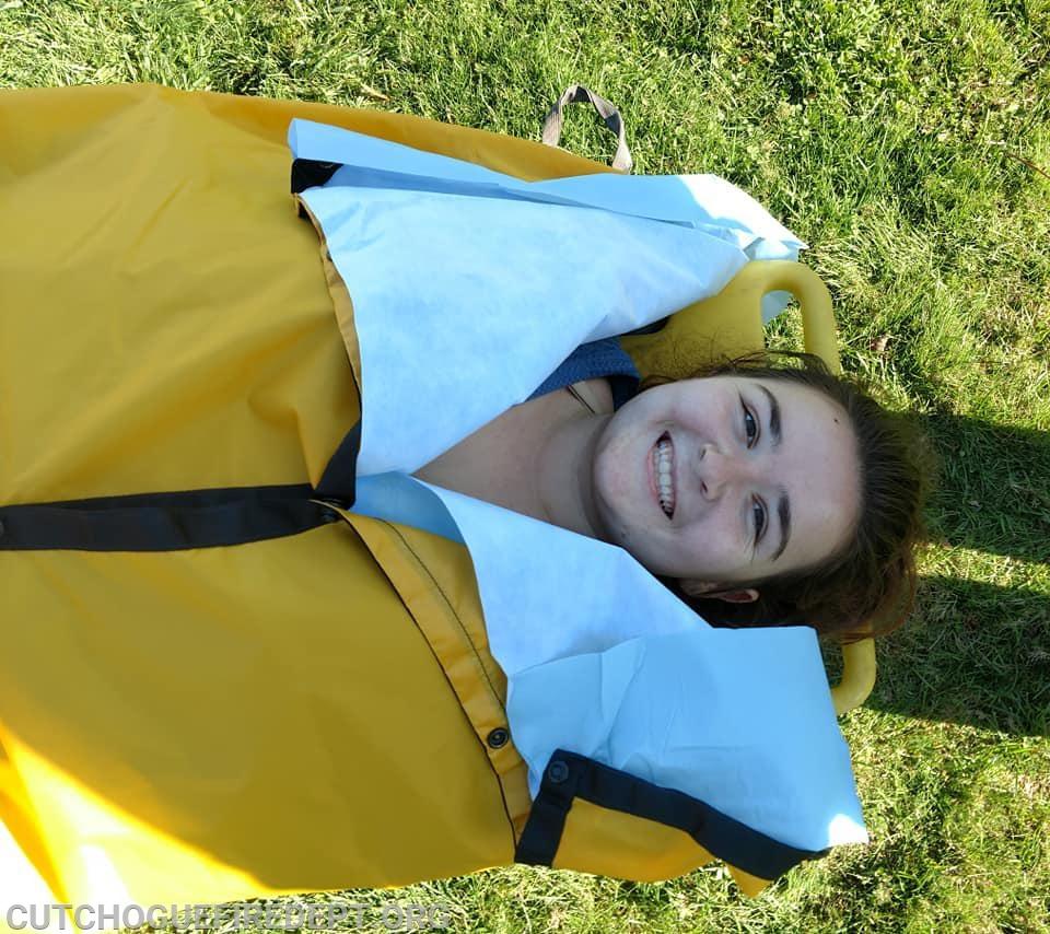 CFD Firefighter/EMT Cecilia Stevens