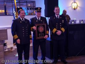 2019 Firefighter of Year: Ex-Chief Arthur W. Brewer