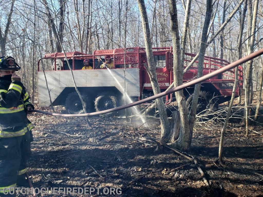 Riverhead Brush Truck 6-2-12a